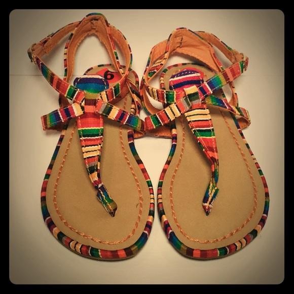 37f9af9870c73 ... sandals 6M fabric Rocket Dog. M 5af7e6fe9d20f077a61a0a4d